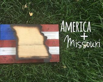 America + Missouri