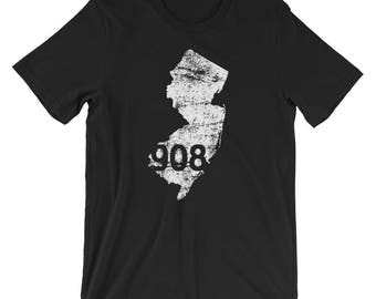Area Codes Etsy - Area code 908
