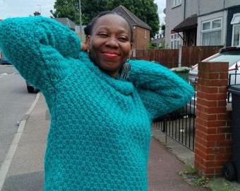 Beautifully handmade crotchet/knitted tops