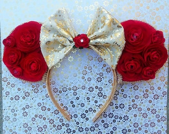 Enchanted Red Rose