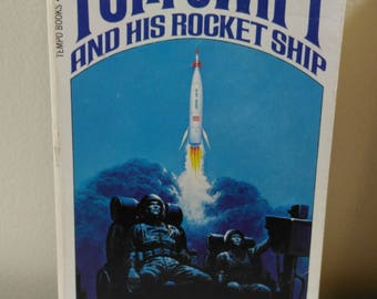 Tom Swift and His Rocket Ship by Victor Appleton II Book #3 Soft Cover Youth Novel (bb1)