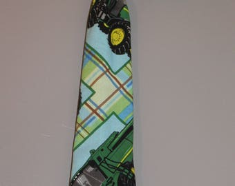 John Deere Baby Boy Neck Tie