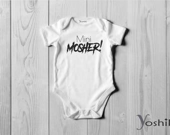 Mosher Onesie / Bodysuit
