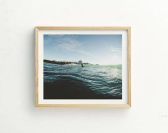 Surfer Ocean Print | Surfer Picture | Surf Wall Art | Surf Picture | Surfer Picture | Ocean Wall Art | Ocean Picture | Ocean Print | Surf