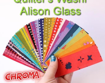 27 Quilter's Washi Tape, Chroma, Alison Glass, planner, washi tape