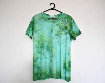 Fresh Pineapple Dyed T-shirt