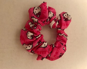 Character Scrunchies