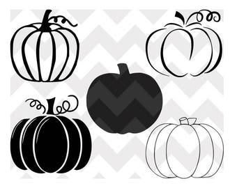 pumpkin svg, fall svg, pumpkin bundle svg, pumpkins svg, fall bundle svg, pumpkin outline, shirt, svg, png, cut file, cricut, silhouette