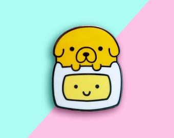Adventure Time - Finn and Jake Best Friends Pin