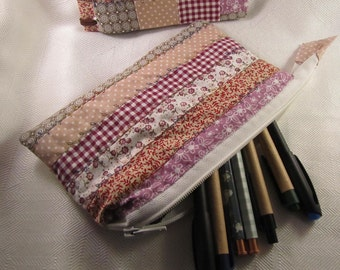 Pencil * Pencil in patchwork