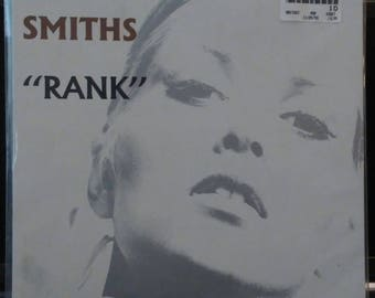 "The Smiths ""Rank"" - 10"" LP - 1993 10th Anniversary Reissue"