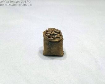 1:12 Scale Dollhouse Miniature Boiled Peanuts