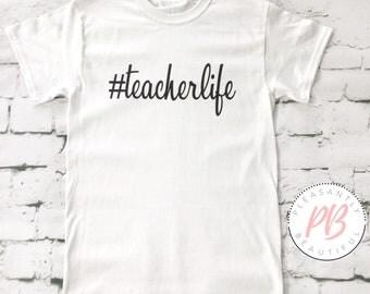 Teacher Life Women's Fashion Tee