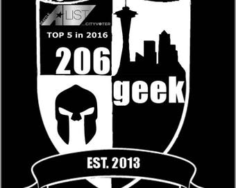 206geek podcast Expansion for Cards Against Humanity