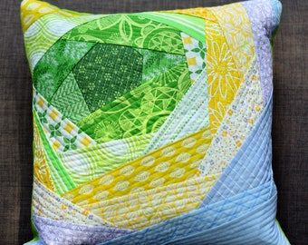 Lemonade Quilted Pillow Case