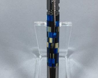 """BWP163 """"Bolt-Action Bullet"""" ballpoint pen"""