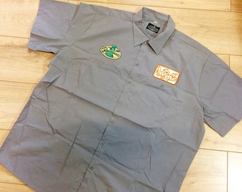 Workershirt with DefPenCo NameTag