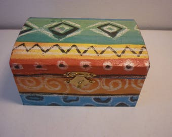 "Box set ""ethnic pattern"""