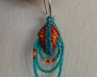 Native Americans earrings