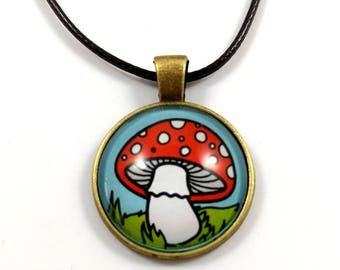Chain - small Toadstool