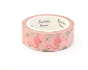 Pink Flamingo washi tape