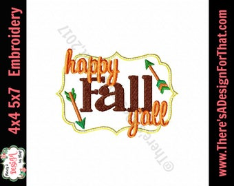 Thankful Girls Have Happy Hearts Embroidery Design