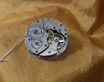 Large Steampunk Watch Pin (B)