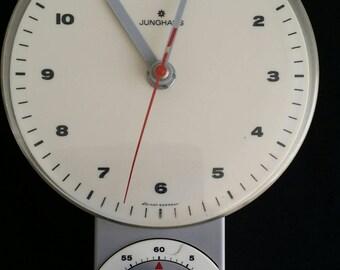 Junghans Kitchen Clock