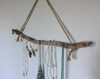 Drift Wood Jewelry Hanger
