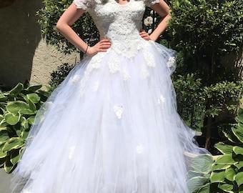 Galina Ballgown Wedding Dress
