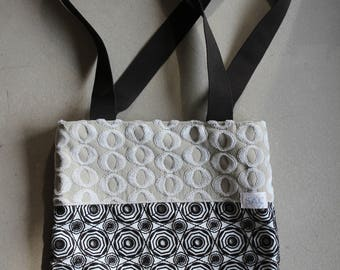 Concentric city bag