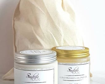 Coconut Oil Gift Set