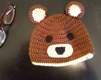 Baby Crochet Head Warmer