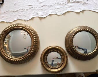 Eyeball Mirror Set of 3