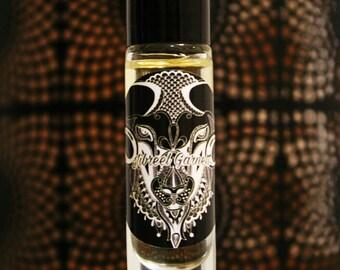 DIVINE COFFEE Extrait de Parfum by Jibreel Garnett - .33 oz Rollerball