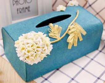 DIY Kit Elegant Tissue Box