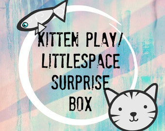 Kitten Play/LittleSpace Surprise Box