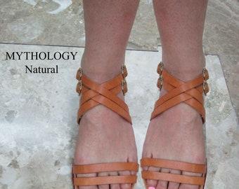 Sandals, leather sandals, Strapless sandals, summer sandals, ankle sandals,leather sandals, Greek sandals, women's sandals, wedding sandals
