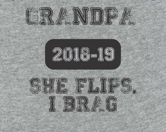 Gymnastics Grandpa - SHIRT