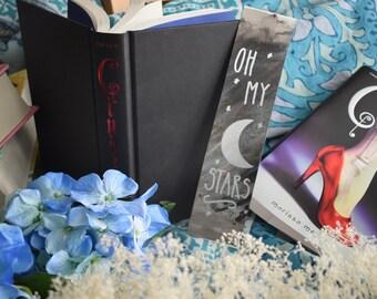 Oh My Stars Cinder Bookmark
