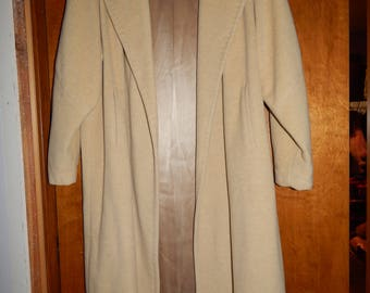 Vintage 100% Cashmere Coat