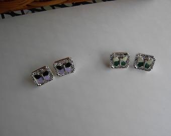 Butterfly Post Earrings