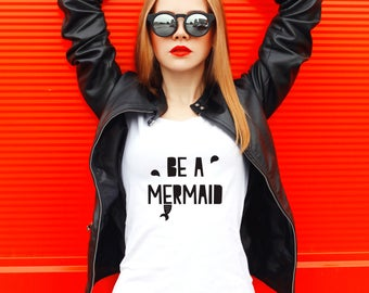 womens mermaid tishirt, mermaid gifts for her, mermaid vibes, mermaid present, mermaid gift, gift for her, mermaid tshirts