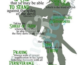Armor of God- Link