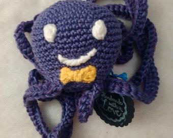 Octopus plush ~ Basil