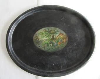 Tray Metal France 19th century