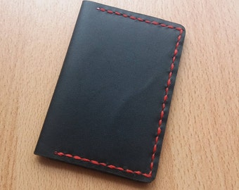 leather wallet, men's wallet, front pocket wallet, card wallet, leather card wallet