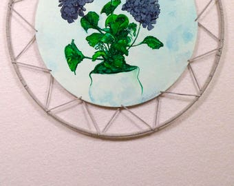 Geraniums Dreamcatcher