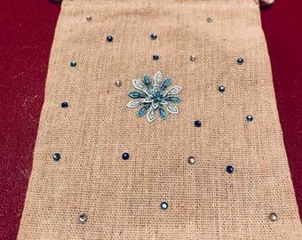 Snow Fall Gift Bag