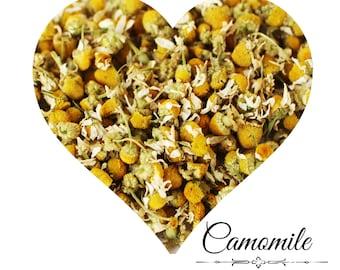Camomile / Chamomile 50g Camomile dried flowers Camomile herbal tea